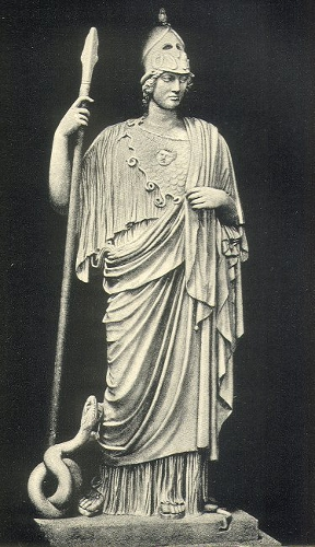 Boginja Atena