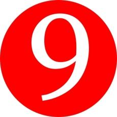 Numerologija ševila 9