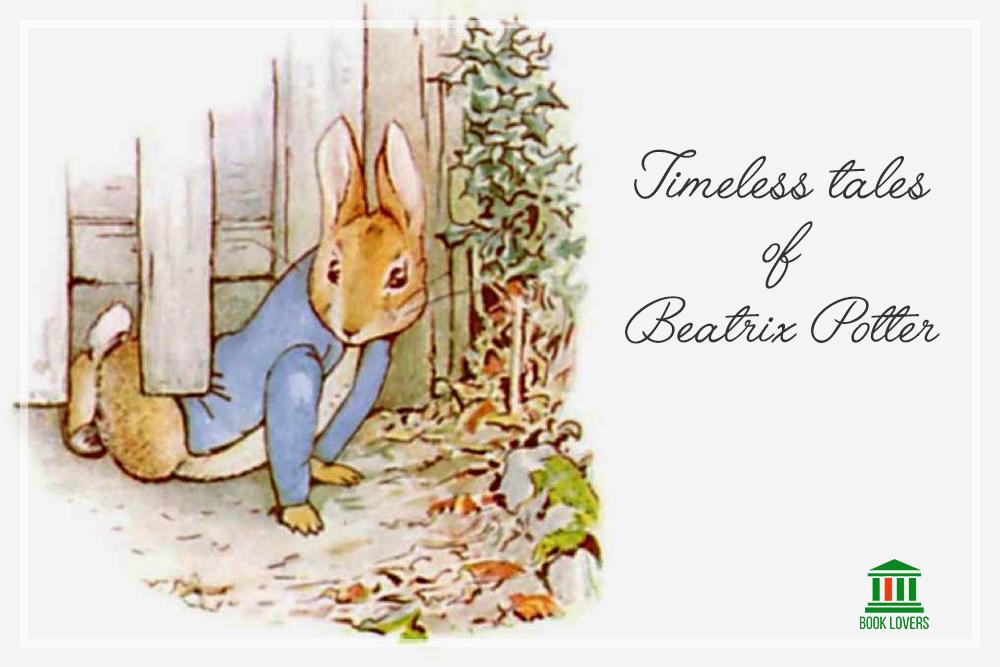 Brezčasne zgodbice BeatrixPotter