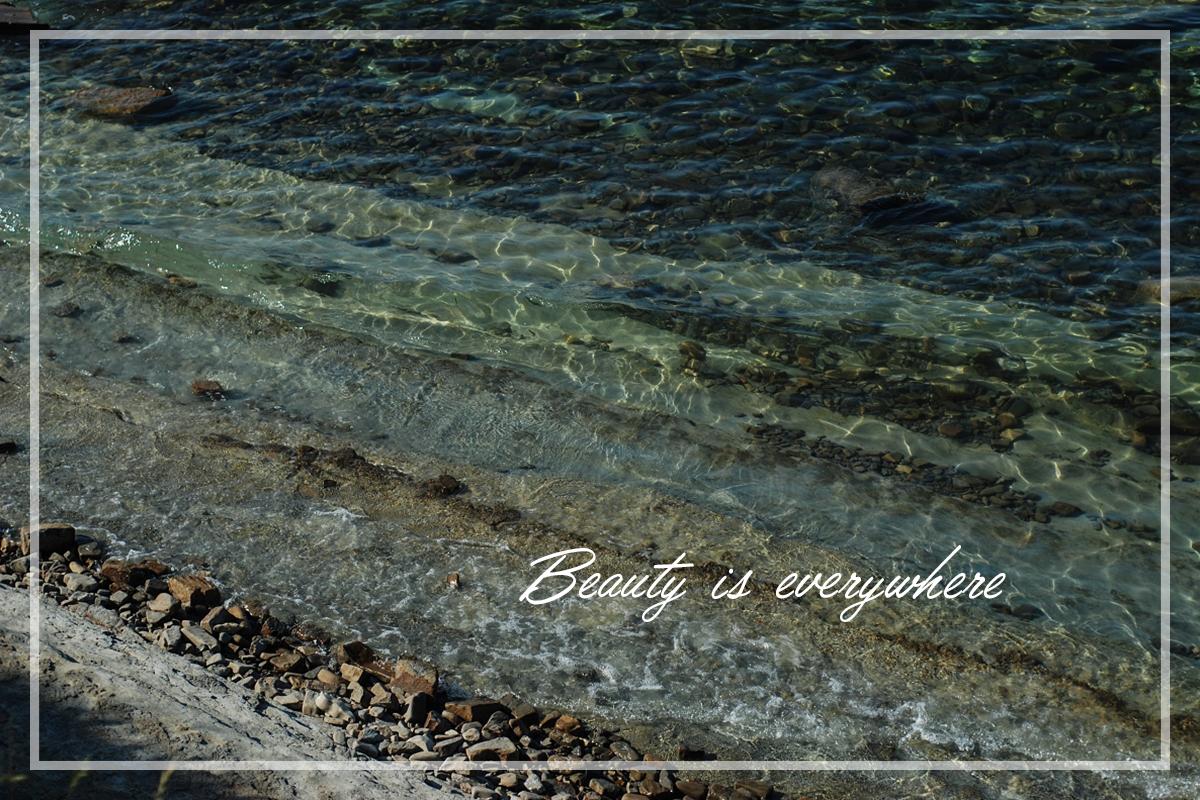 Povsod je lepo, a na morju jenajlepše
