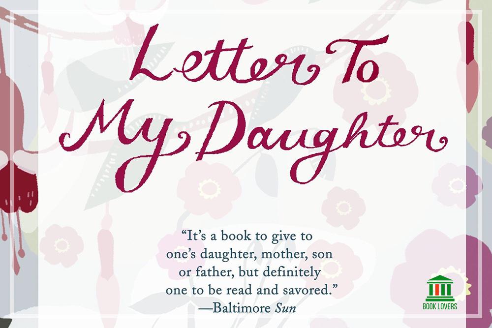Maya Angelou in pisma naslovljenahčeram