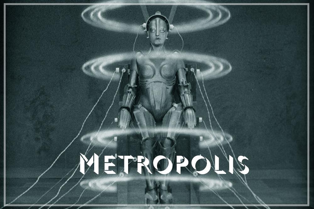 Metropolis: Čaščenje lažnihidealov